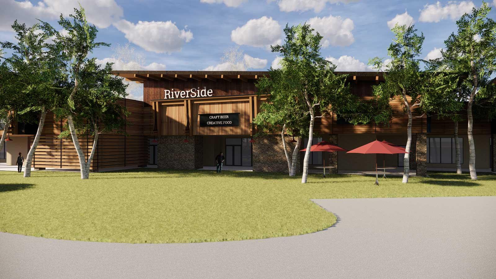 Reinvention Riverside Plaza