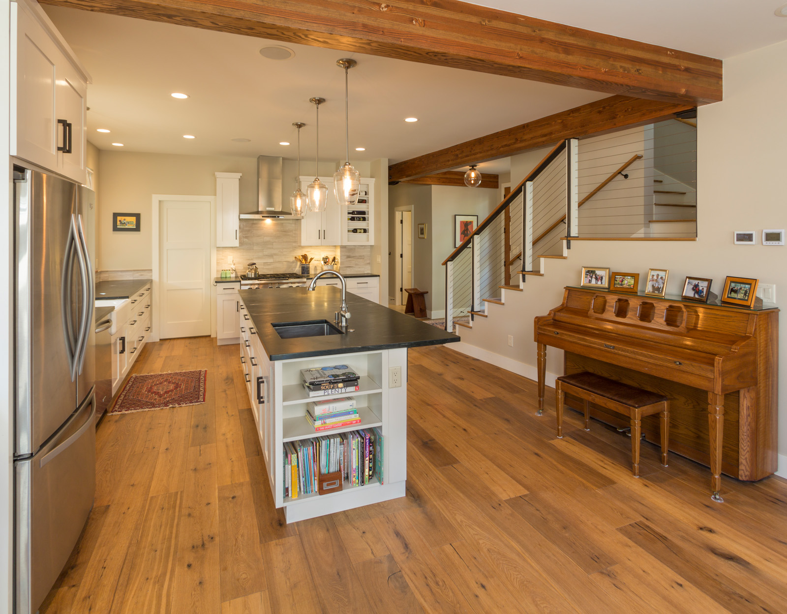 Larimer Street Contemporary Farmhouse